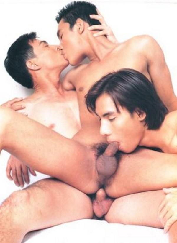 Annonce coquine pour partouze gay asiat